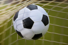 Soccer ball Royalty Free Stock Photography