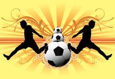 Soccer ball Stock Photo