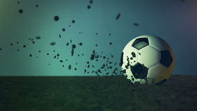 Soccer ball stock illustration