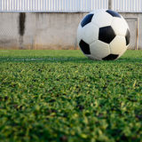 Soccer ball sport game Royalty Free Stock Photography