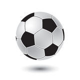 Soccer ball in Vector Format Royalty Free Stock Photos