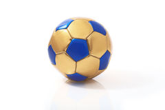 Soccer ball on a white background. Image of a soccer ball Stock Image