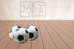 Soccer ball Royalty Free Stock Images