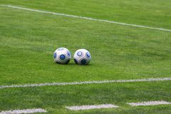 Free Soccer Balls Stock Photo - 12396470