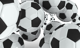 Free Soccer Balls Stock Photos - 14319073