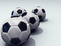 Soccer Balls Stock Photos