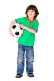 Soccer boy Stock Photography