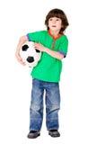 Soccer boy Stock Photography