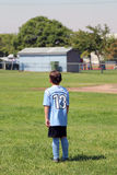 Soccer Boy player Stock Images