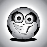 Soccer character Set 1 Royalty Free Stock Photos