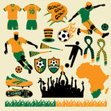 Soccer Collection 1 Royalty Free Stock Images
