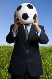 Soccer concept Stock Images