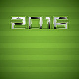 Soccer 2016. Concept for 2016 football championship.Vector Stock Photos
