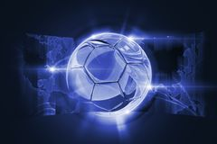 Soccer Concept Royalty Free Stock Photography