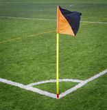Soccer Corner Flag Royalty Free Stock Photos