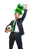 Soccer Cup in Brazil 2014 Stock Photography