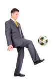 Soccer Cup Royalty Free Stock Photos