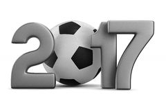 Soccer 2017 Stock Photography
