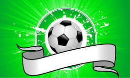 Soccer design Royalty Free Stock Image