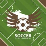 Soccer design Stock Photo