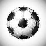 Soccer design Royalty Free Stock Photos