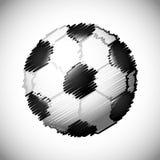 Soccer design Royalty Free Stock Photos