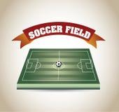 Soccer design Stock Photography