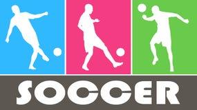 Soccer design Royalty Free Stock Photo