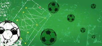 Soccer design template soccer balls international championship, Stock Photos