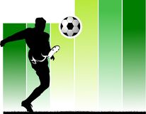 Soccer Europe Royalty Free Stock Photography