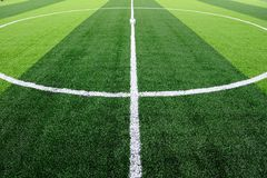 Free Soccer Field Royalty Free Stock Photo - 18942405