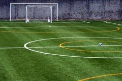 Free Soccer Field Royalty Free Stock Photo - 26382645