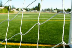 Soccer field Royalty Free Stock Images