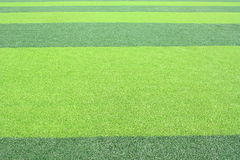 Soccer field background Stock Photography