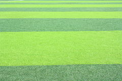 Soccer field background Stock Image