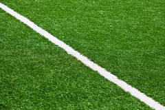 Soccer Field Line Stock Images