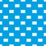 Soccer field pattern seamless blue Stock Photo