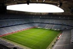Soccer Field Stadium Stock Photos