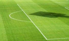 Soccer Fiels Royalty Free Stock Photo