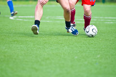 Soccer or football Royalty Free Stock Photos