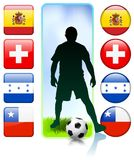 Soccer/Football Stock Image