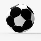 Soccer and football. Royalty Free Stock Photos