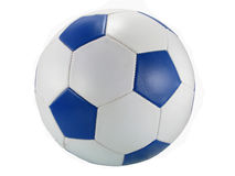 Soccer (football) ball Royalty Free Stock Photos