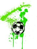 Soccer / Football design Stock Image