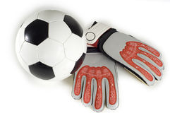 Soccer - Football Items Stock Photos