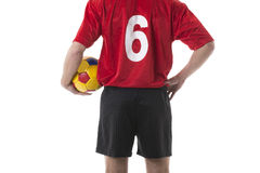 Soccer/Football player Royalty Free Stock Photo