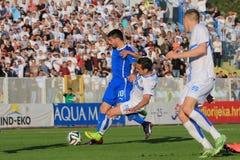 Soccer or football Royalty Free Stock Photos