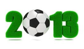 Soccer(Football) 2013. Stock Photo