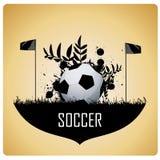 Soccer games Stock Image