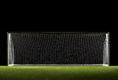 Soccer Goal Football Goal Stock Photography